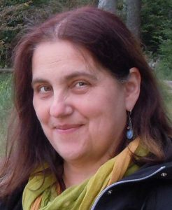 Reikimeisterin Elke Porzucek